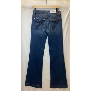 Seven For All Mankind DOJO JEANS SIZE 29 NWT